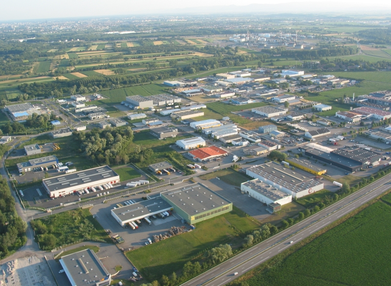 Zone Industrielle - Parc d'activité du Ried