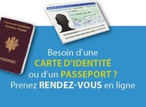Carte d'identité ou passeport ? Prenez rendez-vous en ligne